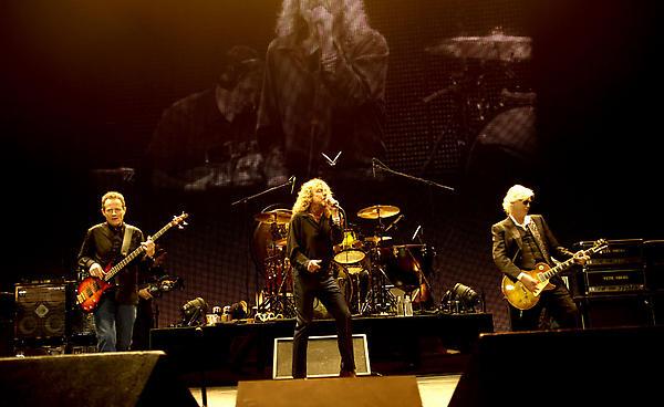 Led Zeppelin Live 2007 Led Zeppelin Lives
